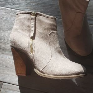 Altered State Ankle Booties sz 7